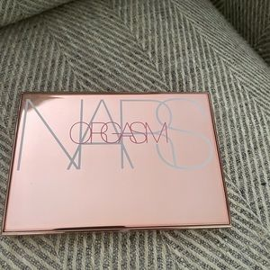Nars Orgasm on the Beach face palette